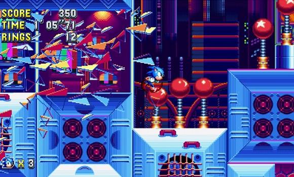 Sonic Mania Ekran Görüntüleri - 3