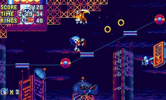 Sonic Mania Ekran Görüntüleri - 2