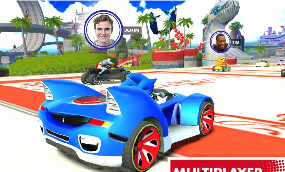 Sonic Racing Transformed Ekran Görüntüleri - 1