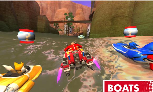 Sonic & All-Stars Racing Transformed Ekran Görüntüleri - 3