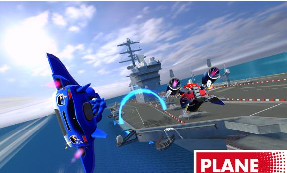 Sonic & All-Stars Racing Transformed Ekran Görüntüleri - 2