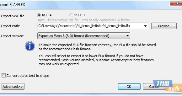 Sothink SWF Decompiler Ekran Görüntüleri - 3