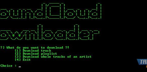 SoundCloudTracksDownloader Ekran Görüntüleri - 1