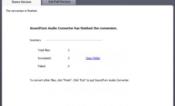 SoundTurn Audio Converter Ekran Görüntüleri - 1