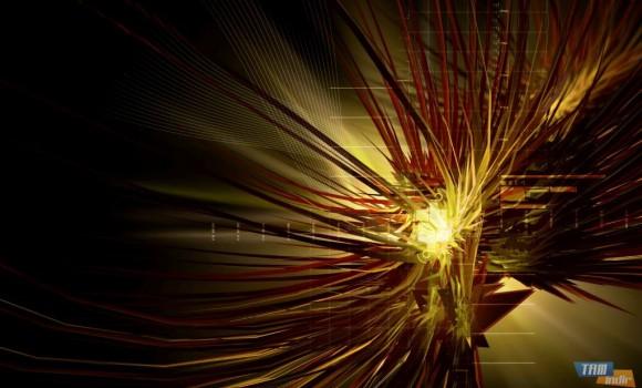 Soyut Karanlık Teması Ekran Görüntüleri - 2