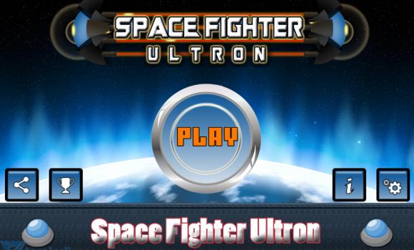 Space Fighter Ultron Ekran Görüntüleri - 6
