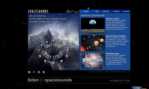 Space Sounds Ekran Görüntüleri - 1