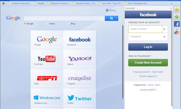 Spark Browser Ekran Görüntüleri - 4