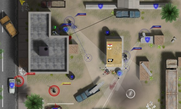 Special Tactics Online Ekran Görüntüleri - 1