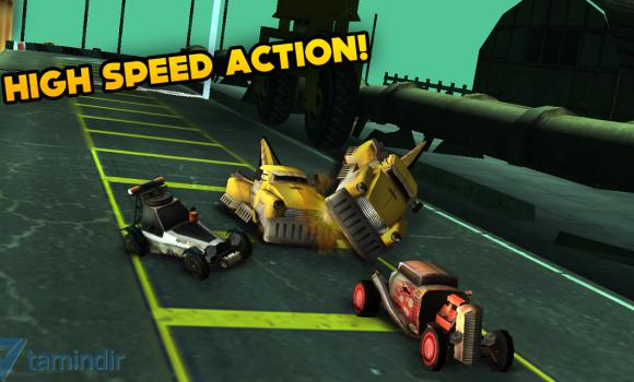 Speed Rivals Ekran Görüntüleri - 4