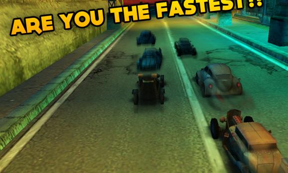 Speed Rivals Ekran Görüntüleri - 2