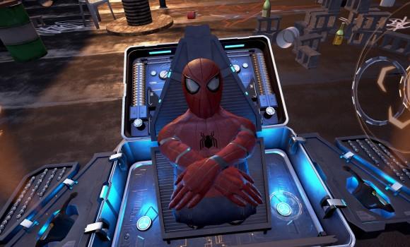 Spider-Man: Homecoming - Virtual Reality Experience Ekran Görüntüleri - 5