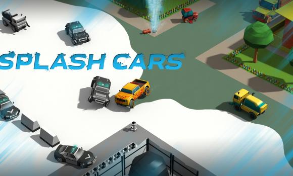 Splash Cars Ekran Görüntüleri - 1
