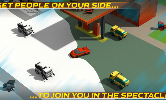 Splash Cars Ekran Görüntüleri - 4