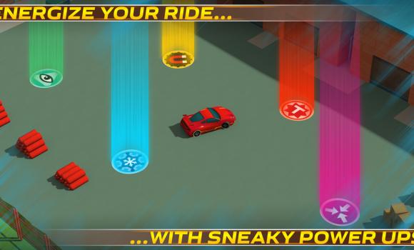 Splash Cars Ekran Görüntüleri - 2
