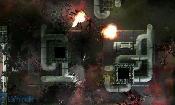 Splatter - Blood Red Edition Ekran Görüntüleri - 2
