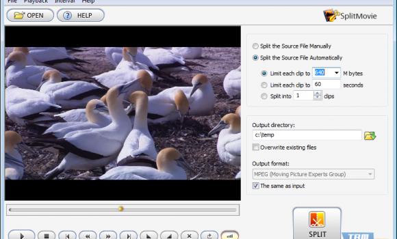 SplitMovie Ekran Görüntüleri - 3