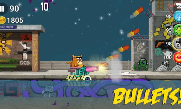 Spunge Invaders Ekran Görüntüleri - 4