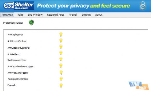 SpyShelter Firewall Ekran Görüntüleri - 7