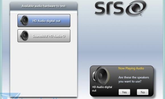 Srs Audio Sandbox Ekran Görüntüleri - 2