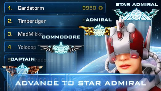 Star Admiral Ekran Görüntüleri - 2