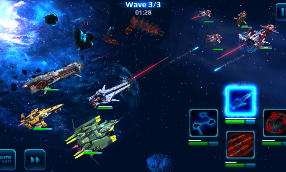 Star Conflict Heroes Ekran Görüntüleri - 1