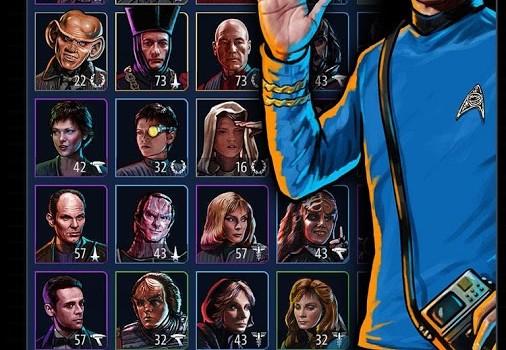 Star Trek Timelines Ekran Görüntüleri - 6