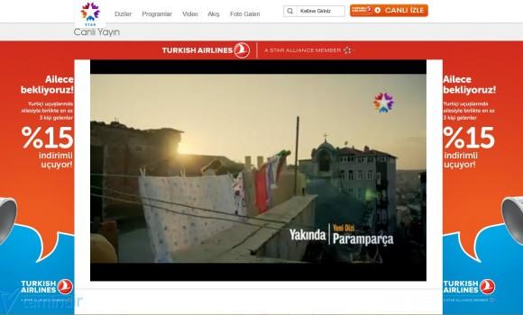Star TV Canlı Yayın İzle Ekran Görüntüleri - 1