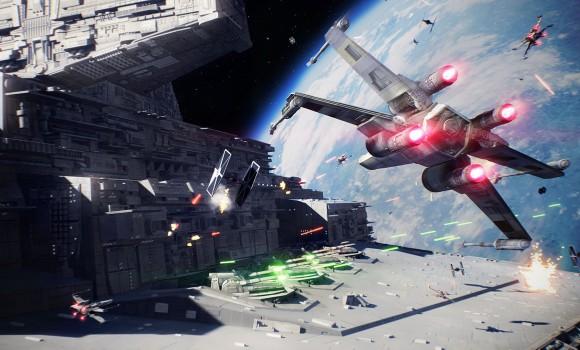 STAR WARS Battlefront II Ekran Görüntüleri - 6