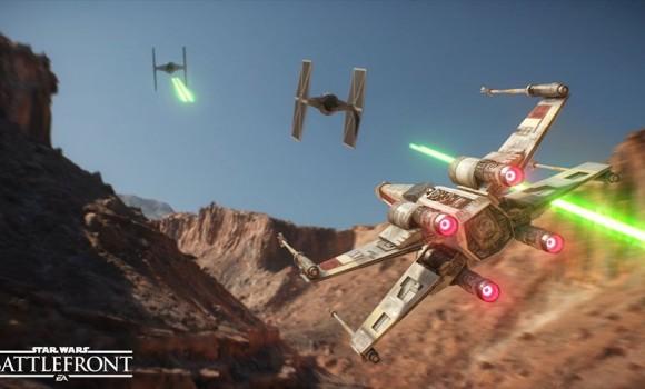 STAR WARS Battlefront Ekran Görüntüleri - 7