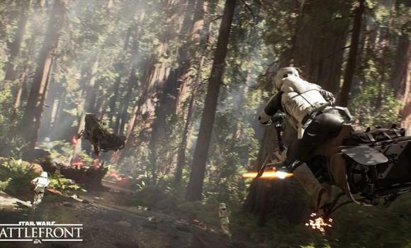 STAR WARS Battlefront Ekran Görüntüleri - 4