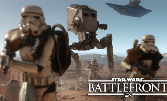 STAR WARS Battlefront Ekran Görüntüleri - 12