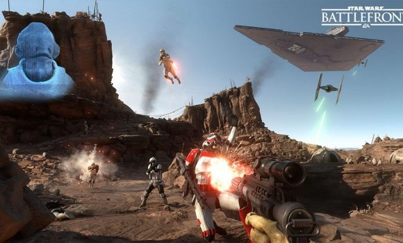 STAR WARS Battlefront Ekran Görüntüleri - 10