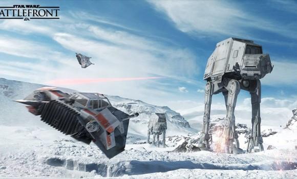 STAR WARS Battlefront Ekran Görüntüleri - 9