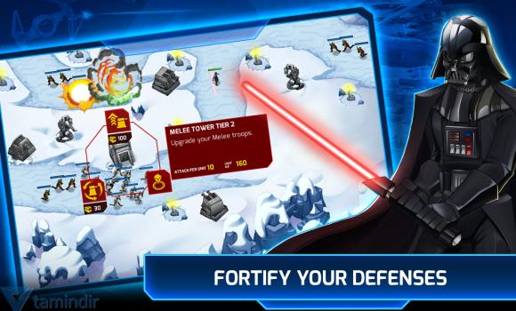 Star Wars: Galactic Defense Ekran Görüntüleri - 6