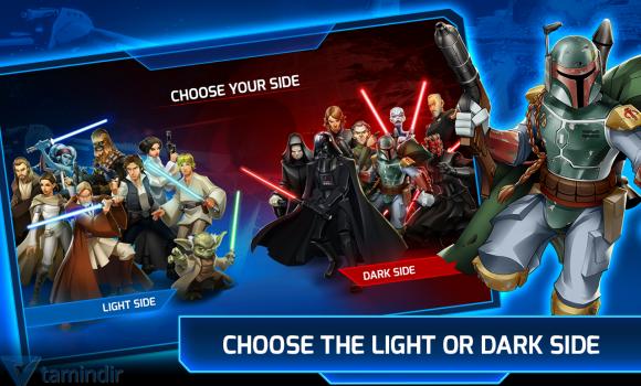 Star Wars: Galactic Defense Ekran Görüntüleri - 5