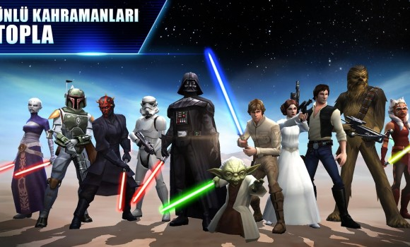 Star Wars: Galaxy of Heroes Ekran Görüntüleri - 6