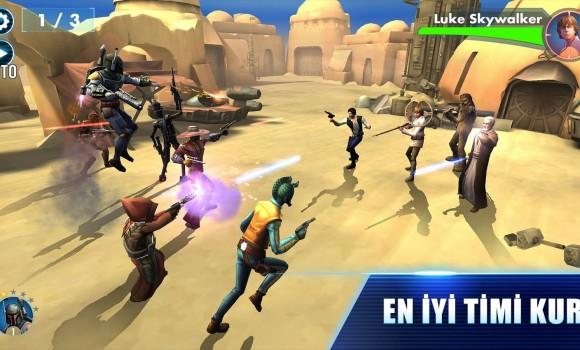Star Wars: Galaxy of Heroes Ekran Görüntüleri - 7