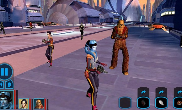 Star Wars: Knights of the Old Republic Ekran Görüntüleri - 4