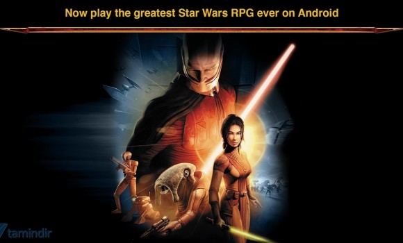 Star Wars: Knights of the Old Republic Ekran Görüntüleri - 5