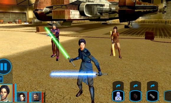 Star Wars: Knights of the Old Republic Ekran Görüntüleri - 1