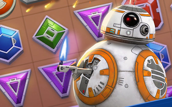 Star Wars: Puzzle Droids Ekran Görüntüleri - 7