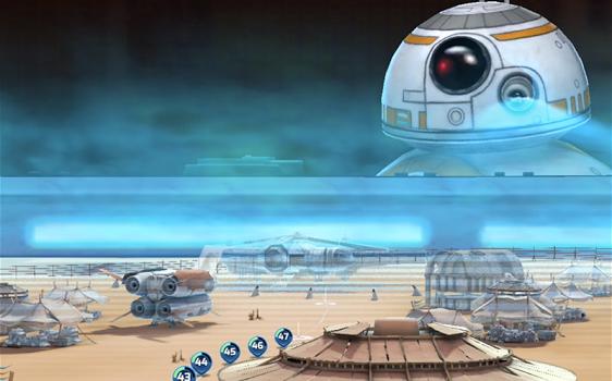 Star Wars: Puzzle Droids Ekran Görüntüleri - 2
