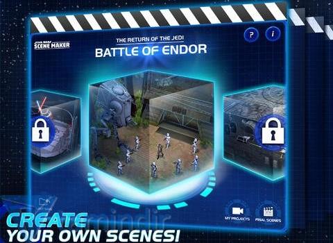 Star Wars Scene Maker Ekran Görüntüleri - 5