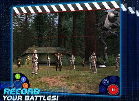 Star Wars Scene Maker Ekran Görüntüleri - 1