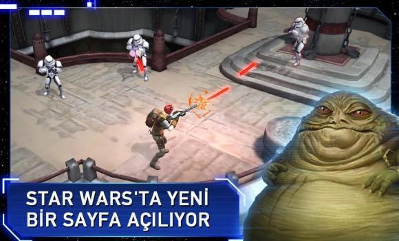 Star Wars: Uprising Ekran Görüntüleri - 2