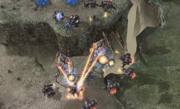 Starcraft 2: Heart of the Swarm Ekran Görüntüleri - 2
