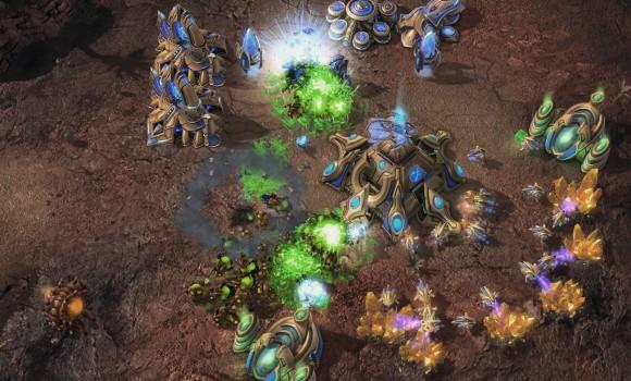 Starcraft 2: Heart of the Swarm Ekran Görüntüleri - 1
