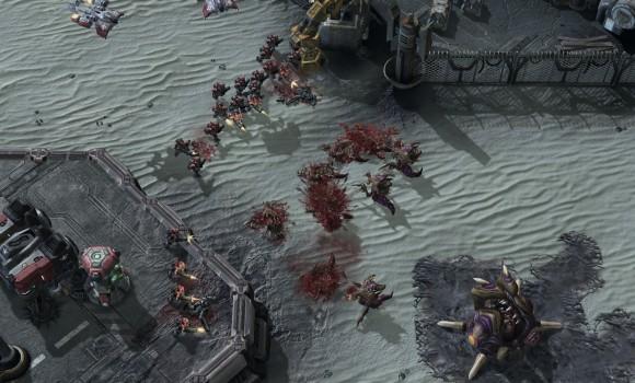 Starcraft 2: Heart of the Swarm Ekran Görüntüleri - 9