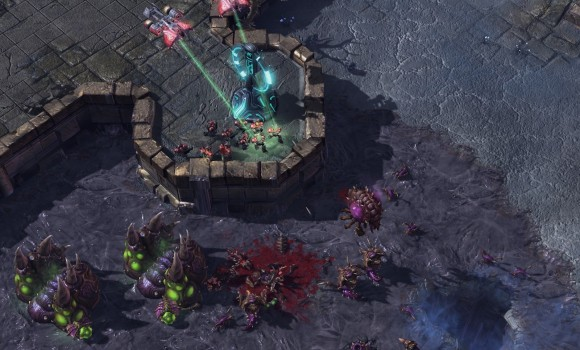 Starcraft 2: Heart of the Swarm Ekran Görüntüleri - 8